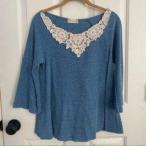 blue top from altar'd state